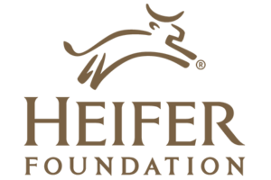 Heifer Foundation logo