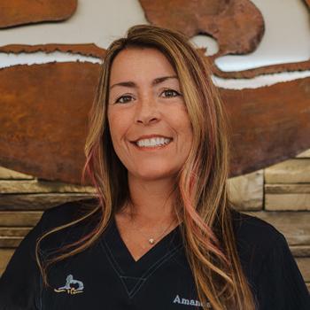 Amanda headshot, veterinary technician, Wilbraham Animal Hospital, western MA animal hospital